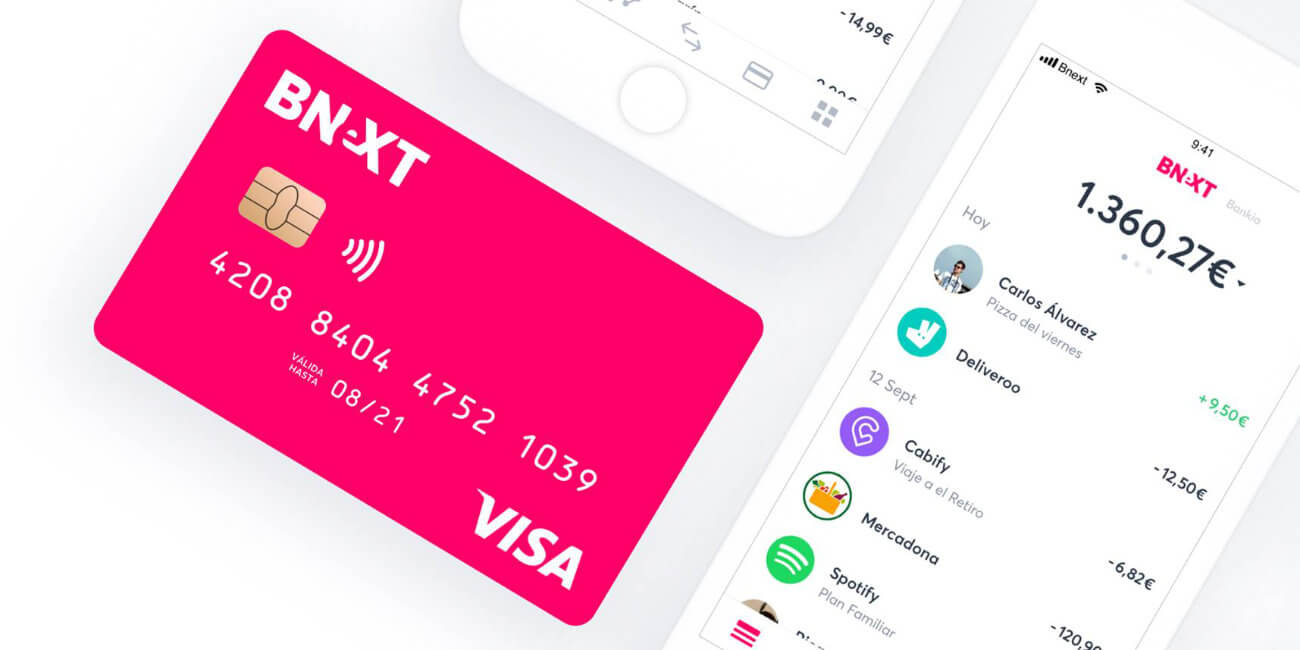 Spanish neobank Bnext teams up with Rapyd, a global fintech-as-a-service company